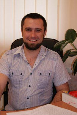 Олег Шлапаков, директор